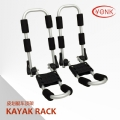 Y02019 Folding Kayak carrier Canoe rack roof carrier kayak stacker holder