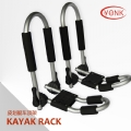 Y02025 Folding Kayak carrier Canoe rack roof carrier kayak stacker holder